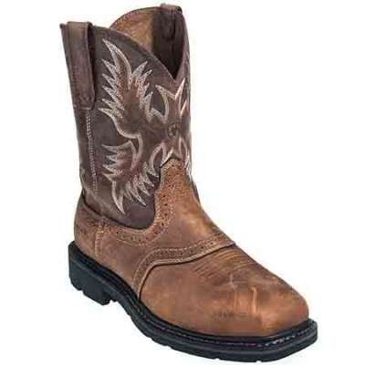 Ariat Men's Sierra Aged Bark ST/EH Work Boot