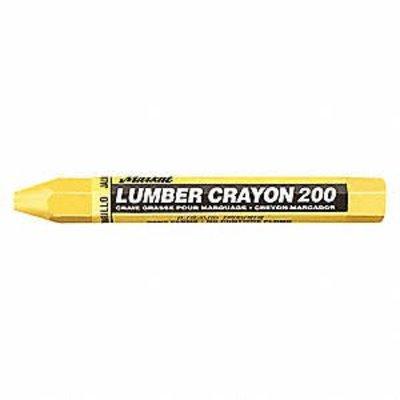 Markal Lumber Crayon - Yellow