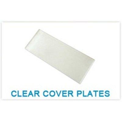 Welding Hood Cover Plate