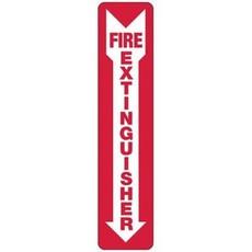 F/E Down Arrow Sign