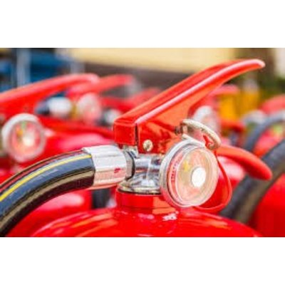 Fire Extinguisher Service/Exchange