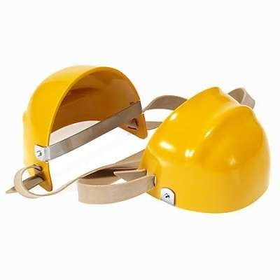 Protek Toe Temporary Safety Toe Caps - Yellow