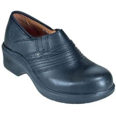 Ariat Women's Black Clog ST/EH Work Shoe