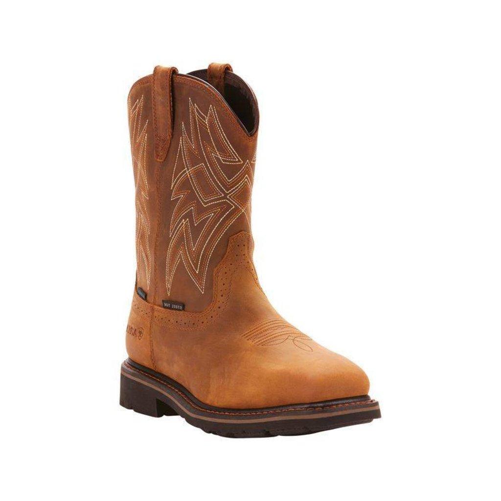 Ariat Men's Everett Brown ST/EH/WP Work Boot