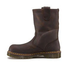 Dr. Martens Men's Icon Guacho Volcano Brown ST/EH Work Boot