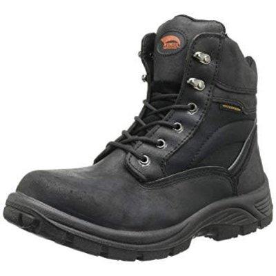 """Avenger Men's 6"""" 7227 Black ST/EH/WP Work Boot"""