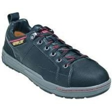 Caterpillar Men's Brode Black ST/EH Safety Shoe