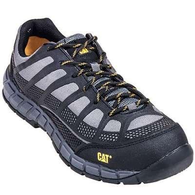 Caterpillar Men's Streamline Charcoal/Darkshadow CT/EH Safety shoes