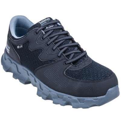 Timberland Men's Powertrain Black/GrayAT/SD Safety Shoe