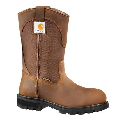 Carhartt Women's Bison Brown ST/EH/WP Work Boot