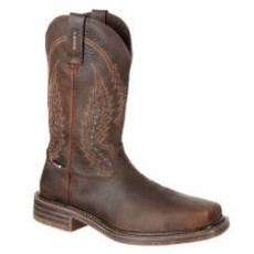 Rocky Brands Men's Riverbend Brown CT/EH Work Boot
