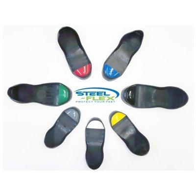 Steel Flex Steel-Flex Steel Toe Overshoe