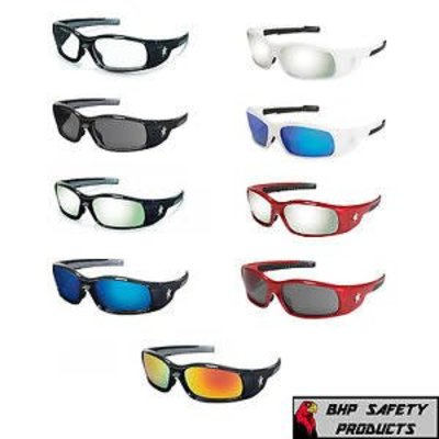 MCR Safety Swagger Safety Glasses