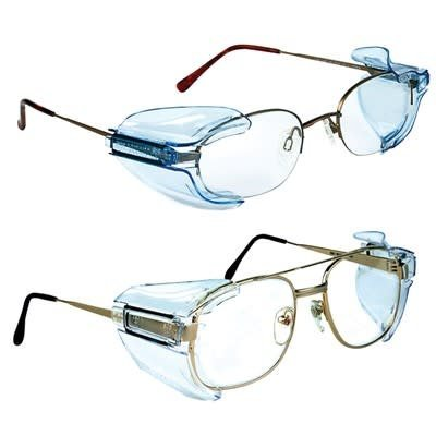 Safety Glasses Side Shields - Clip On