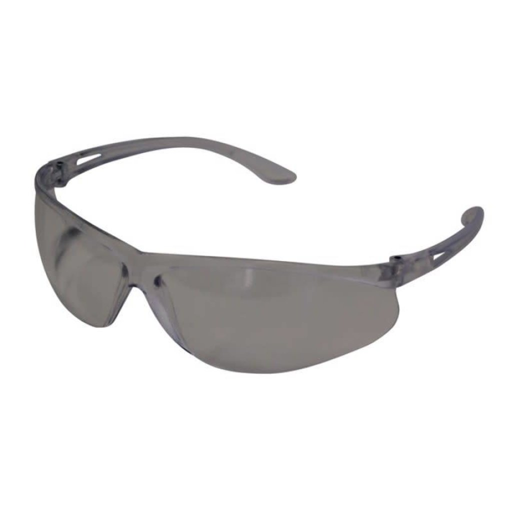 Gateway Safety Ellipse Gray frame/Smoke Lens/ANSI Z87+