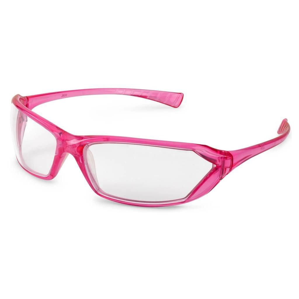 Gateway Safety Girlz Gear - Pink Safety Glasses