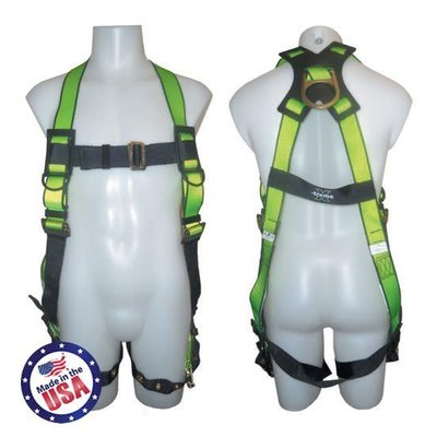 Safewaze Single Ring Safety Harness