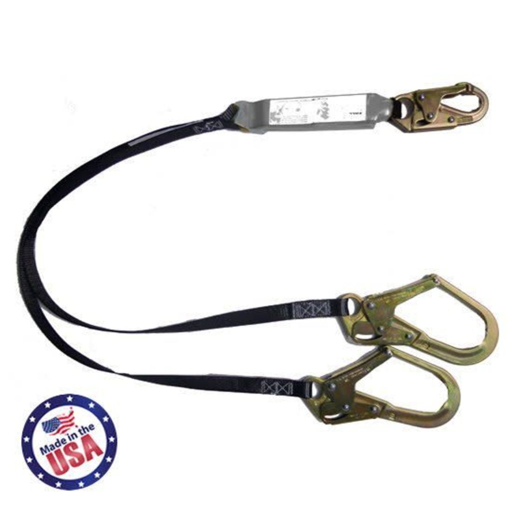 Safewaze Heavy Weight Shock Absorbing Lanyard