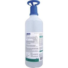 Genuine First Aid Eye Wash 32oz. with Eye Opener