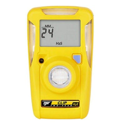 BW Technologies BW Gas Alert Clip - H2S, 24 Month