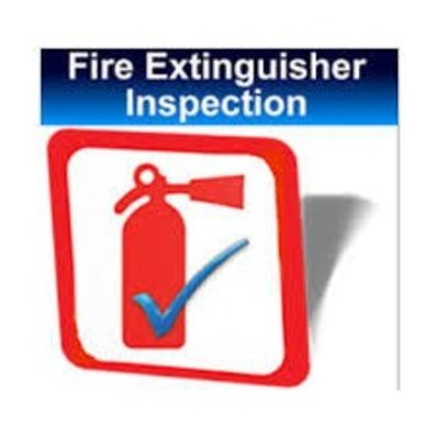 Annual Fire Extinguisher Inspection