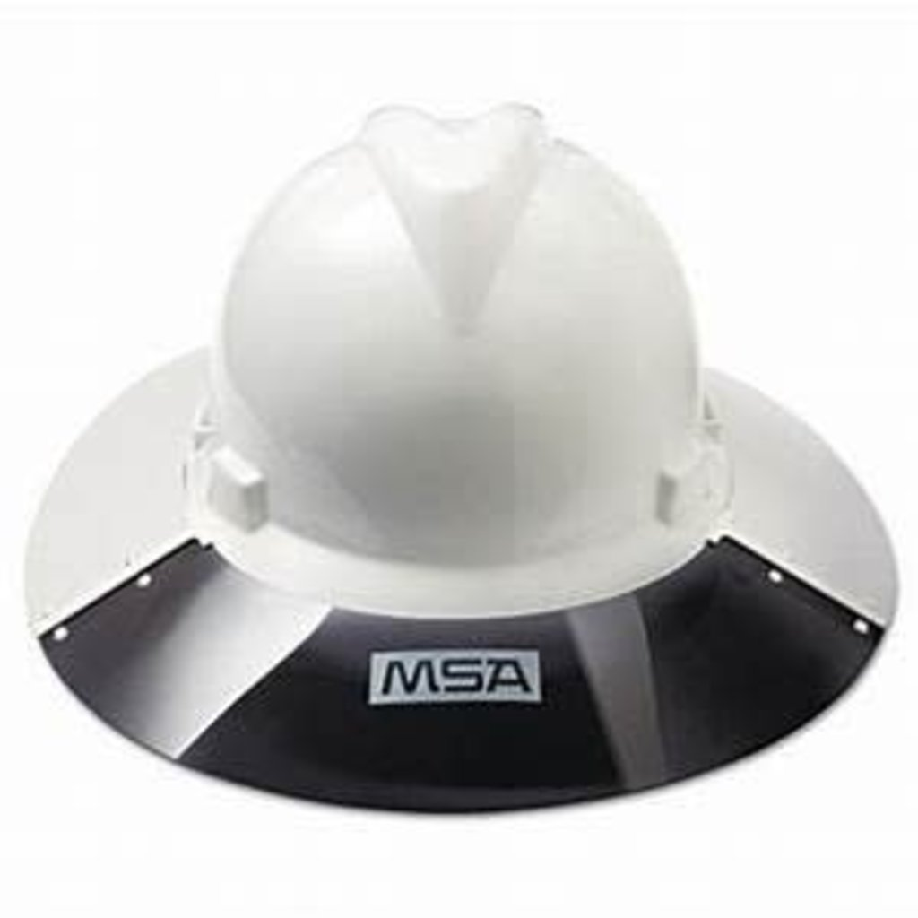 MSA Sun Visor - Sam s Safety Equipment eb4f7dc3229