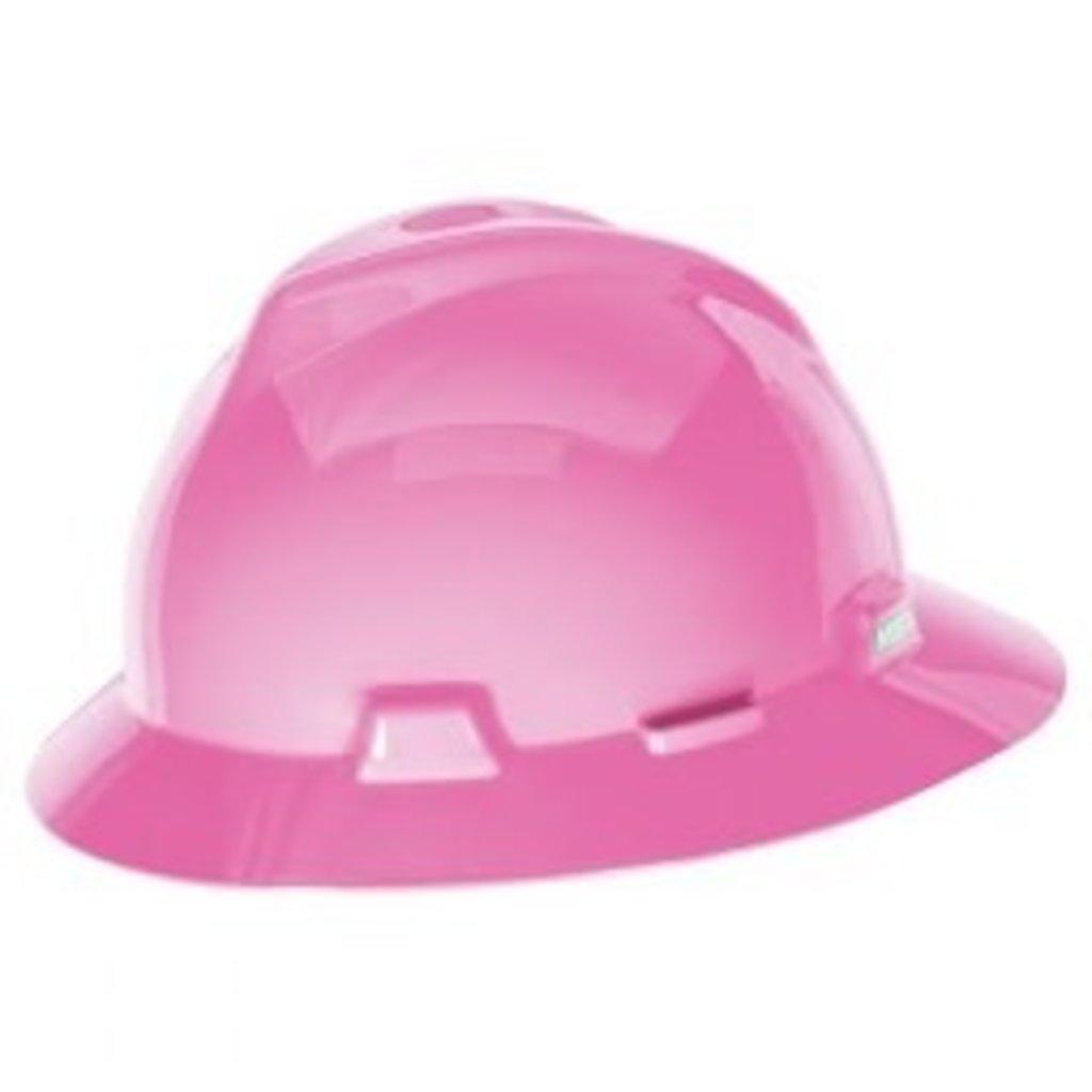 MSA MSA V-Gard Hard Hat