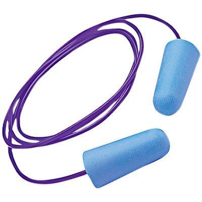 Gateway Safety Glo Plug Purple Disposable Ear Plugs