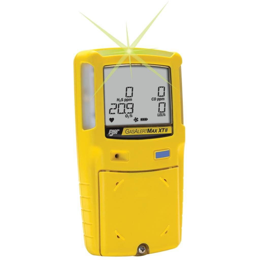 BW Technologies 4 Gas Monitor, BW MAX XT 11