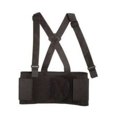 Valeo Elastic Back Belt w/ Suspenders