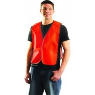Occunomix Value Orange Non-Ansi Safety Vest