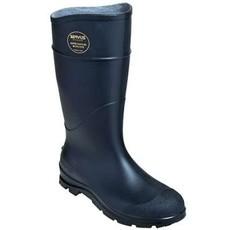 Servus Plain Toe PVC Rubber Boots