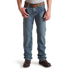 Ariat Men's FR M5 Straight Leg Clay Indigo Jeans