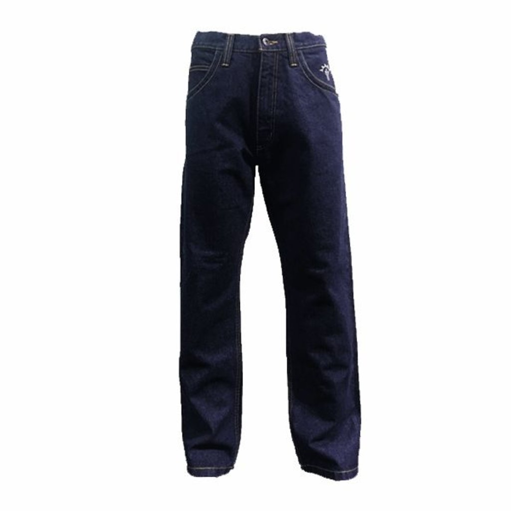 Saf-Tech Men's FR Designer Relaxed Fit Work Jeans