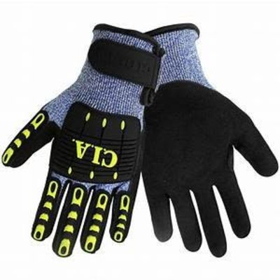 Global Glove Cut 4 Impact Glove