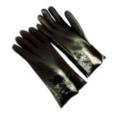 Seattle Glove Green PVC Gloves
