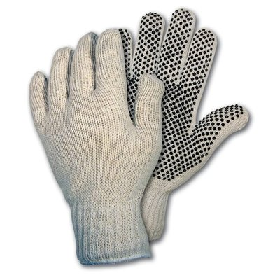 Seattle Glove String Knit Glove One Sided Dots Gloves