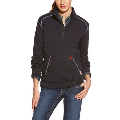 Ariat Women's FR Black Fleece Polartec Jacket