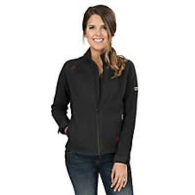 Ariat Women's FR Black Platform Jacket