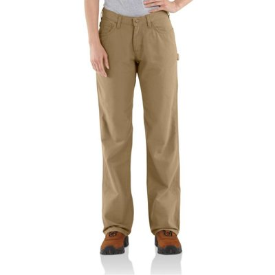 Women's FR Khaki Twill Pants