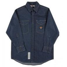 Rasco FR 11.5oz FR Denim Welding Shirt