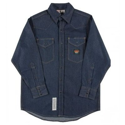 Rasco FR 11.5oz FR Denim Welding Shirt