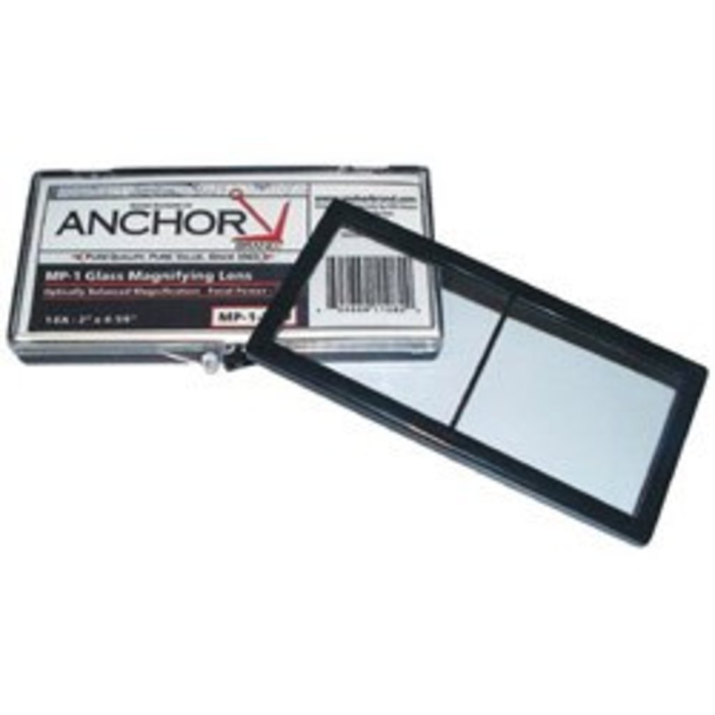 "2"" x 4"" Glass Welding Magnifier"