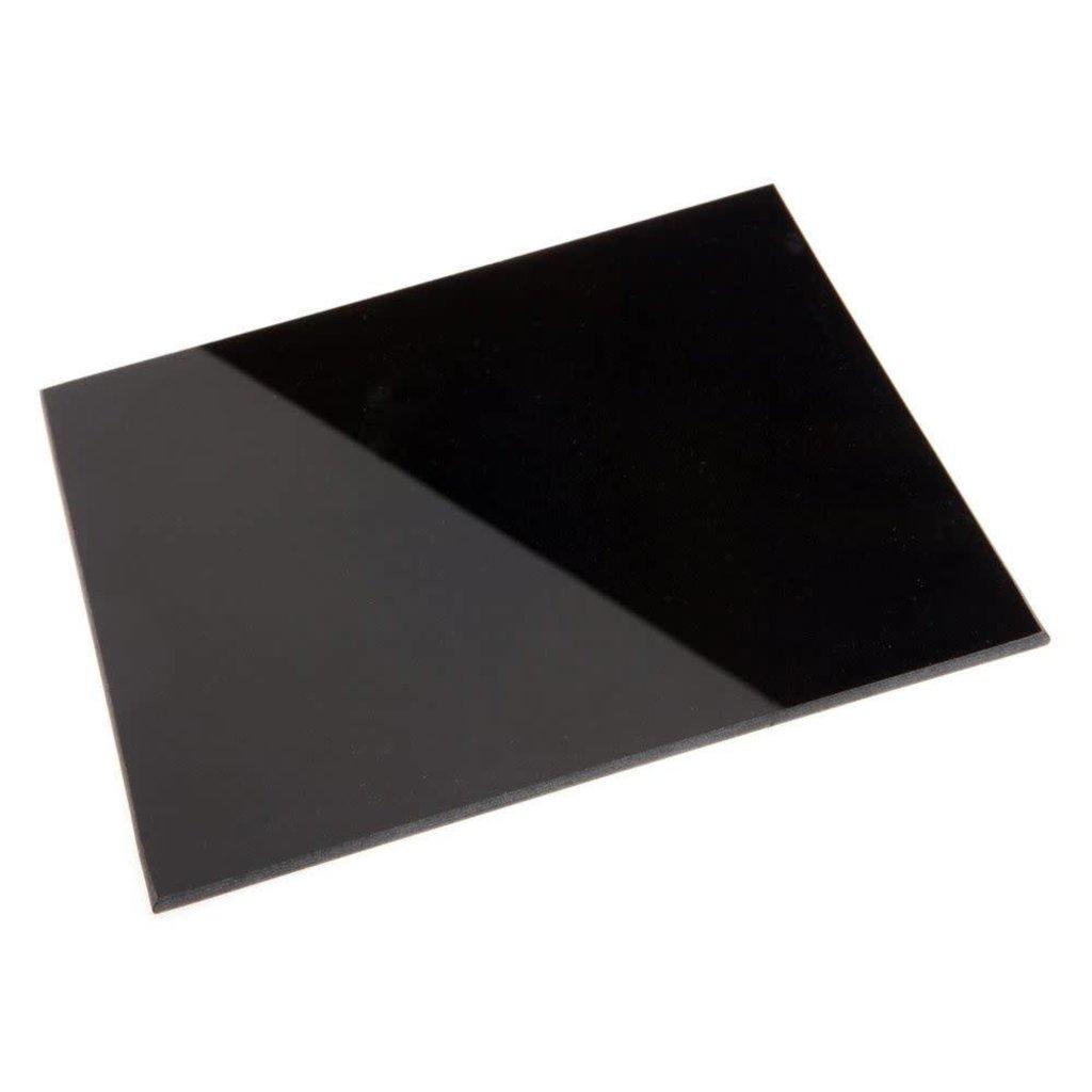 """4"""" x 5"""" Green Glass Filter Plate"""