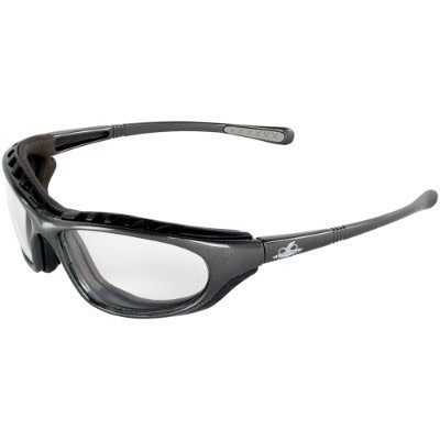 Bullhead Safety Steelhead Foam - I/0 Anti - Fog Lens