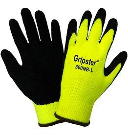 Global Glove Gripster Dipped PVC Hi Viz Glove