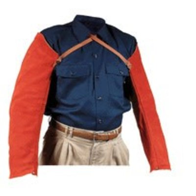 """Guard-Line 23"""" Leather Welding Sleeves"""