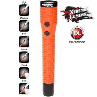 Nightstick LED Polymer Heavy Duty Magnet Flashlight