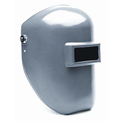 Fibre-Metal Thermoplastic Welding Hood Grey 2x4 Window