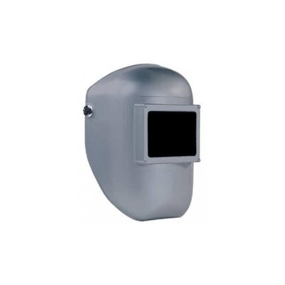 Fibre-Metal Thermoplastic Welding Hood Grey 4x5 Window